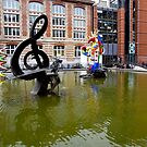Fontaine des Automates I by John Harrison