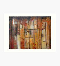 "ART by bec ""Camel Drivers"" Art Print"