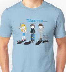 TEAM TDM - DANTDM THE DIAMOND MINECRAFT Unisex T-Shirt
