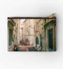 Late Afternoon - Montpellier - France Studio Pouch