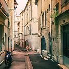 Late Afternoon - Montpellier - France by Vivienne Gucwa