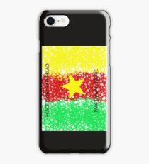 CAMEROUN iPhone Case/Skin
