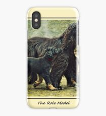 The Role Model iPhone Case/Skin
