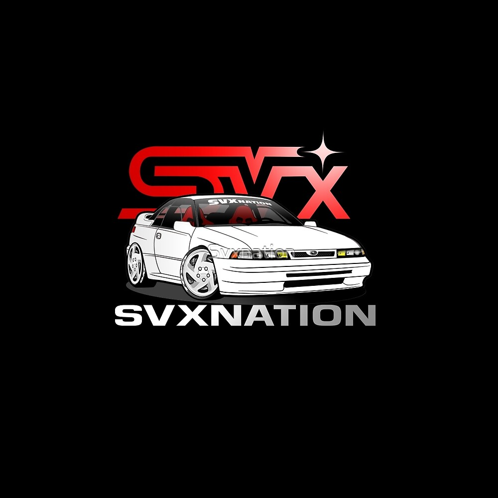 New SVX NATION T-SHIRT Pearlie by Svxnation