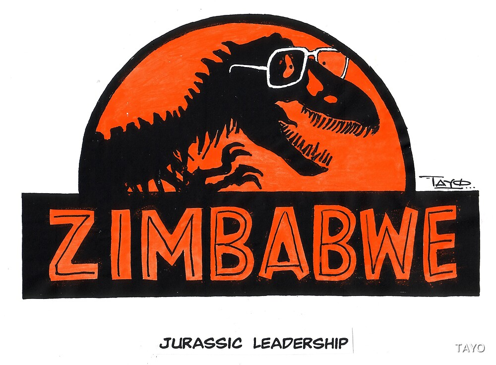 Zimbabwe - Jurassic Leadership by TAYO