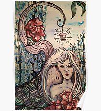 Princess Jellyfish Poster