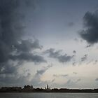 Clouds Over St. Louis Cathedral by Daniel  Rarela