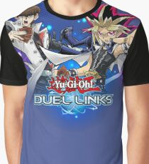 Yu-Gi-Oh! Duel Links Graphic T-Shirt