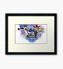 Yu-Gi-Oh! Duel Links Framed Print