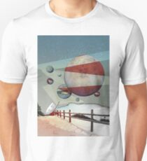 Space Art - Exoplanet Trappist-1 Unisex T-Shirt