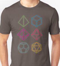 DnD Dice Unisex T-Shirt
