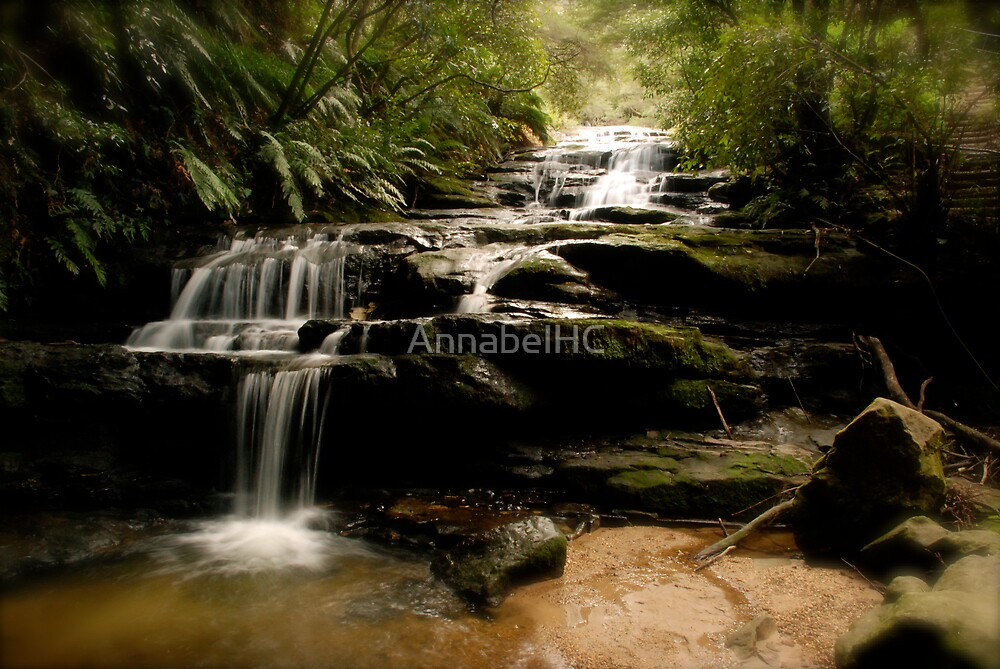 The Cascades by AnnabelHC