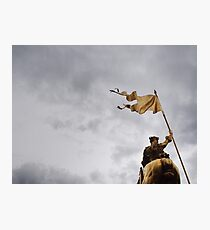 Joan of Arc, New Orleans Photographic Print