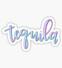 Tequila Sticker