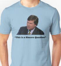 Tucker Carlson #16 Unisex T-Shirt