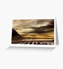 Nature's Textures Greeting Card