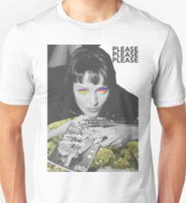 PLEASE.PLEASE.PLEASE Unisex T-Shirt