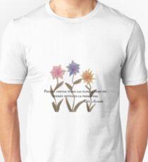 Spring Neruda Unisex T-Shirt