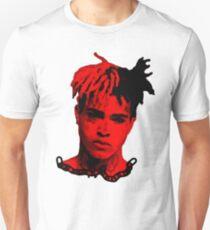 Red xxxtentacion chain Unisex T-Shirt