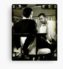 I've got you now from the CineManArt series Canvas Print