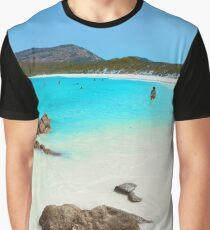 Hellfire Bay Panoramic Graphic T-Shirt