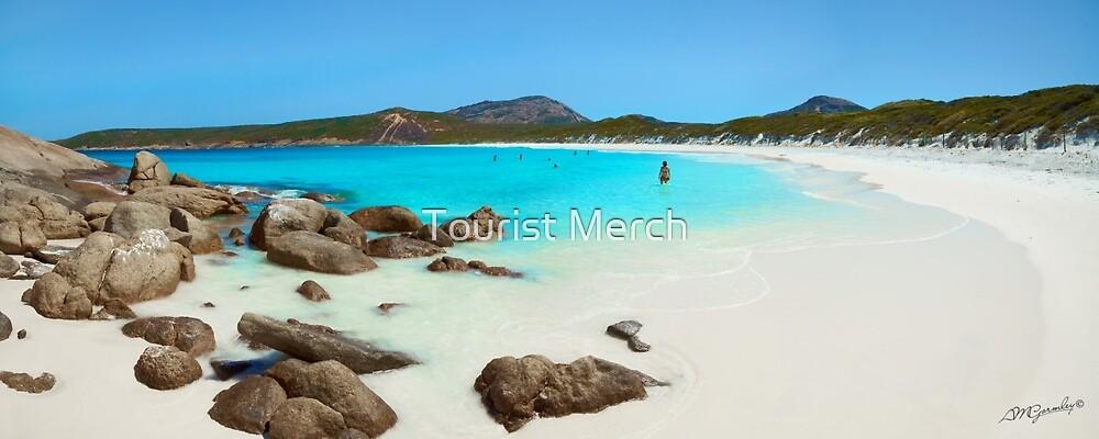 Hellfire Bay Panoramic by Adam Gormley