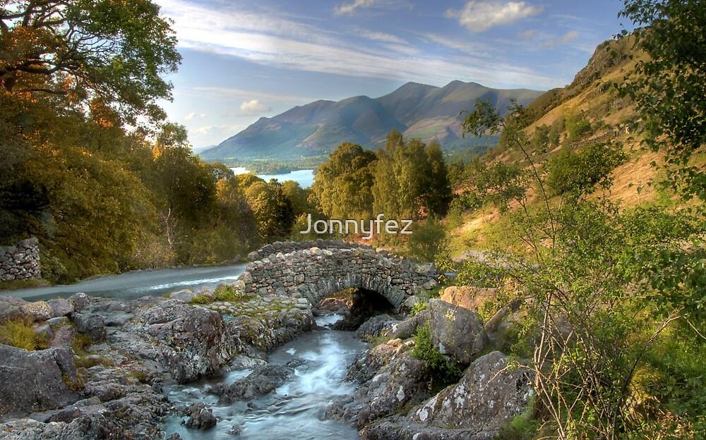 Ashness Bridge by Jonnyfez