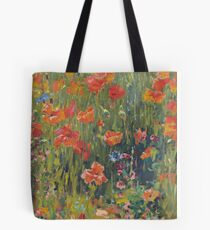 Poppies 1888  Tote Bag