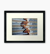 Over and Above Framed Print