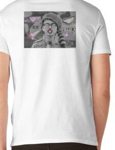 Sam kiss the flower Mens V-Neck T-Shirt