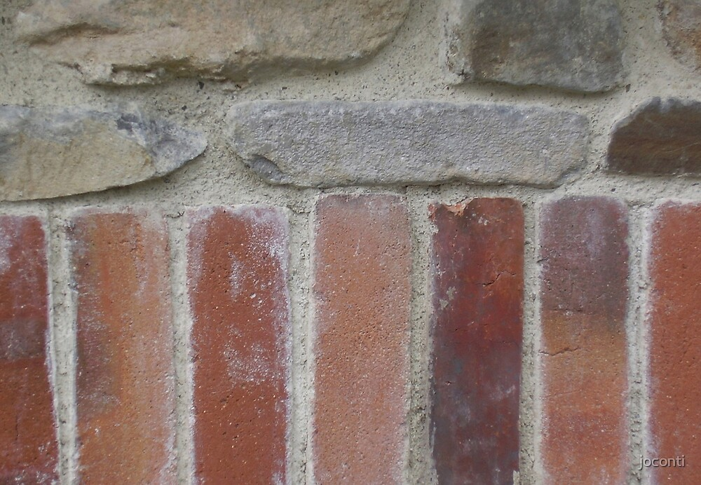 Bricks and Stones by joconti