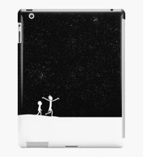 Rick and Morty - Star Viewing iPad Case/Skin