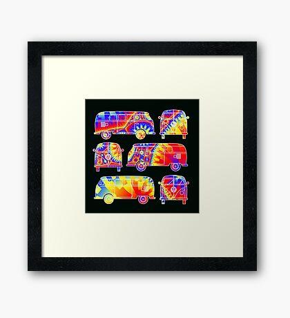 tripmobile Framed Print