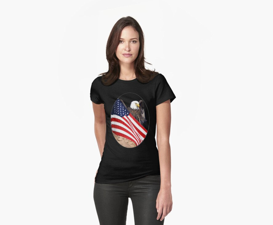 TSHIRT USA by Dominic Melfi