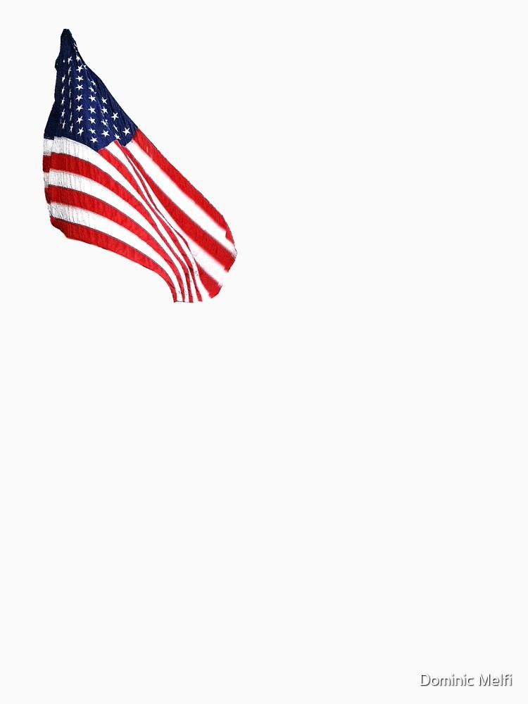 TSHIRT FLAG USA EMBLEM by dmelfi