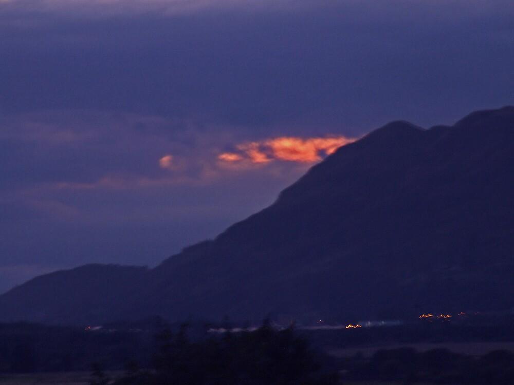 last light by James  Ireland