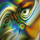 Emotional (Abstract) by CarolM