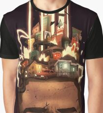 Streets on My mind Graphic T-Shirt