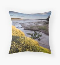Orwell Estuary Throw Pillow