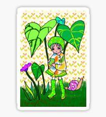Fairy child Sticker