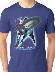 Brony Trekker: Equestria Girls RB Ver. Unisex T-Shirt