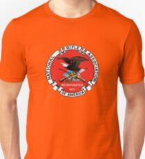 NRA Logo emblem Unisex T-Shirt