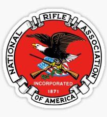 NRA Logo emblem Sticker
