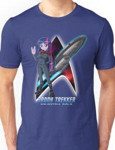 Brony Trekker: Equestria Girls - TS Ver. Unisex T-Shirt