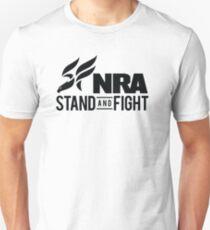 NRA 9mm Guns Logo T-Shirt