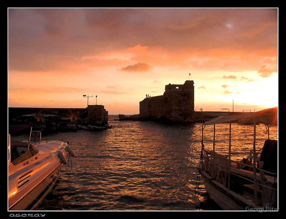 Byblos by Georgi Bitar