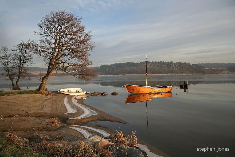 boat by stephen  jones