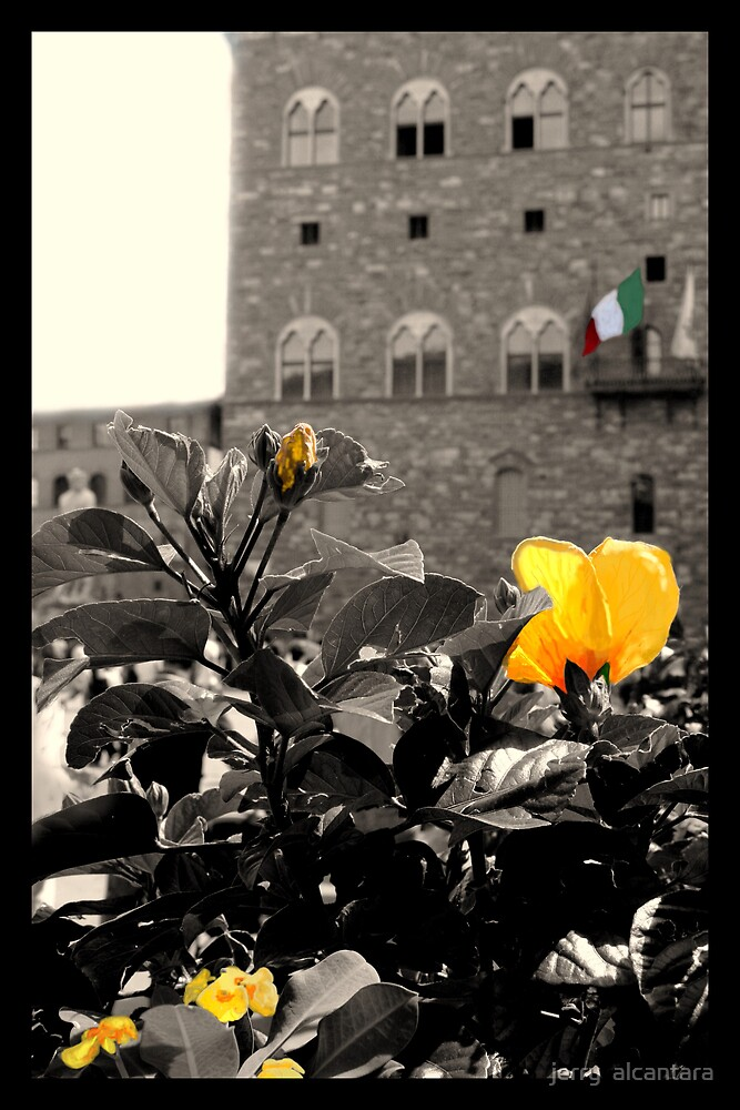ITALIA by jerry  alcantara
