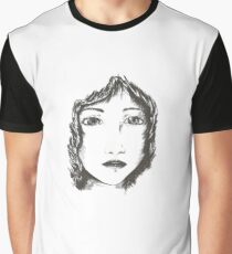 Ink woman Graphic T-Shirt