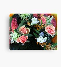 Floristry Canvas Print